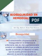 Bioseguridad en Dialisis