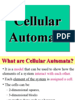 SY Lecture015.Cellular Automata