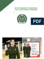 PONAL Identidad y Transparencia Institucional Lucha Contra Corrupcion