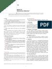 Norma ASTM D5