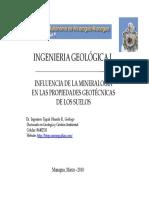 Influencia Minerologia Propiedades Geotecnicas Suelos