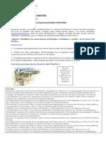 Consecuencias de La Guerra Del Pacifico (1879-1883)