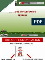 El Enfoque Comunicativo Textual