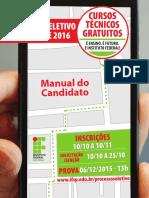 Manual Do Candidato6668898