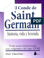 Paul Chacornac - El Conde de Saint Germain