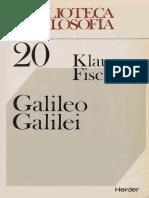 Galileo Galilei (Fischer Klaus )