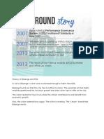 History of Balanga and PGS