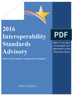 2016 Interoperability Standards Advisory Final 508