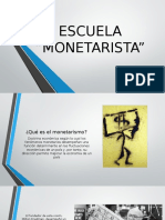 Monetarism o