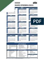 Red de Salud Lima Ciudad - Calendario Epidemiologico 2010