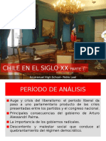 Chile Siglo Xx- 3ro Medio 2016 Alumnos