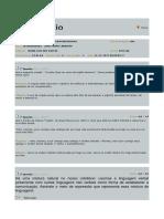 Cel0014 Av2 2015 Língua Portuguesa