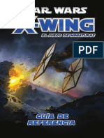 x Wing Guia Referencia