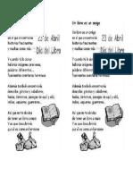 Poema 23 de Abril
