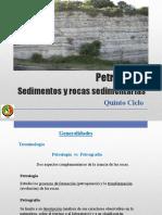 Loaiza Petrografía Sedimentaria