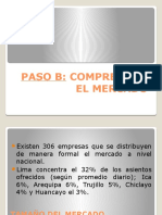PASO B Inteligencia Comercial