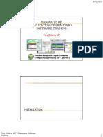 Handbook of Primavera Training (Indonesia)