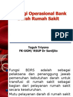 Strategi Operasional BDRS