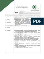 1.2.5.i SPO Koordinasi Dalam Pelaksanaan Program