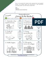 Autoevaluacion y diferentes tipos de texto