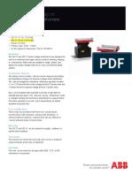 Potential Transformer catalog ABB