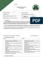 Planificación Microbiología