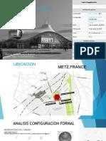 Analisis Centro Pompidou Francia