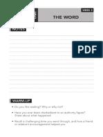 Crosstraining Week 2 eBook ENGLISH