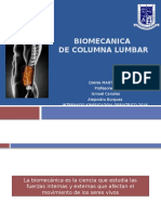 Biomecanica Lumbar Final