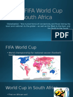 World Cup Globalization