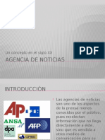 Agencia de Noticias (Coloquio)