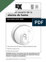 Literatura de Detectores de Humo