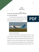 Analisa Pesawat Lepas Landas