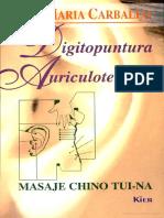 Digitopuntura e Auriculoterapia