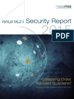 Munich Security Report 2015
