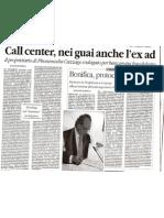 Phonemedia-Cazzago indagato