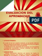 Evaluacion de Aprendizajes Parte 2 Tarde
