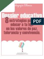 Estrategias Para Educar en Los Valores de Paz