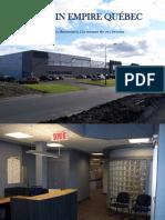 Diaporama Atelier Quebec
