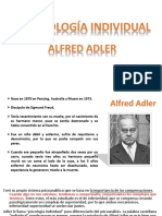 Alfred Adler - Psicologia Individual