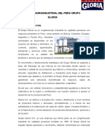 Planta Agroindustrial Del Perú Grupo