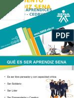REGLAMENTO DE APRENDIZ SENA