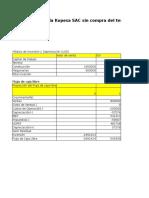 Finanzas II Caso 2 y Caso Metalpren