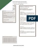 Guía de Las 4 Operaciones Con Fracciones (ADAPTADA)