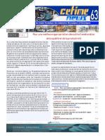 CetimeNews n°63 - Mai 2016