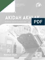 Akidah Akhlak XI Siswa.pdf