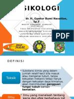 Slide Toksilogi Forensik