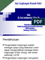12. Manajemen Lingkungan Rs