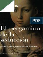 El pergamino de la seduccion - Gioconda Belli.pdf