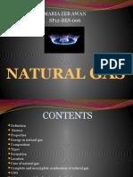 Natural Gas Presentation